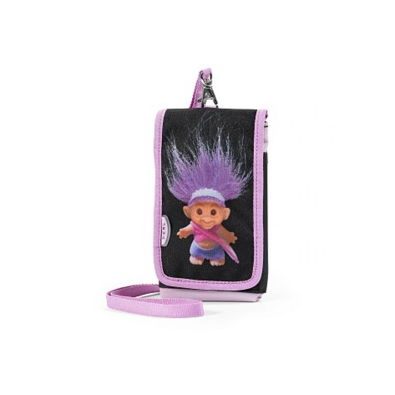 Mobiilitasku-rahakott girl Troll