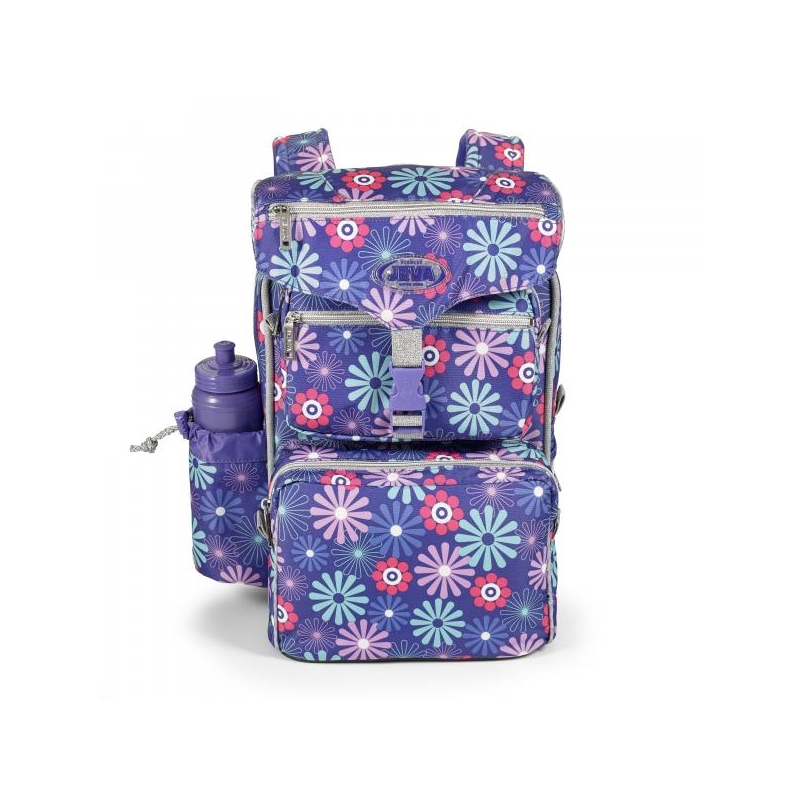 Mokyklos krepšys Beginners Violet