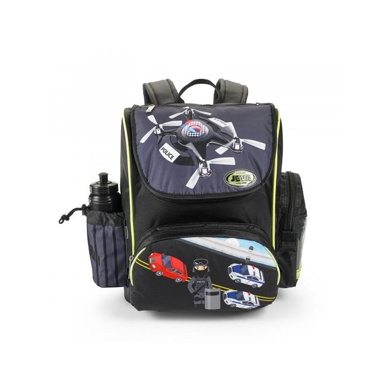Mokyklos krepšys Practised Police