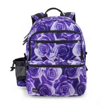 Kooli-seljakott Purple Rose