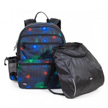 Kooli-seljakott Square Micro