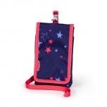 Mobiilitasku-rahakott pink starry