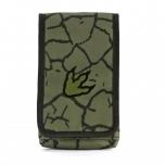 Mobilo telefonu kabatā-maku Saurus